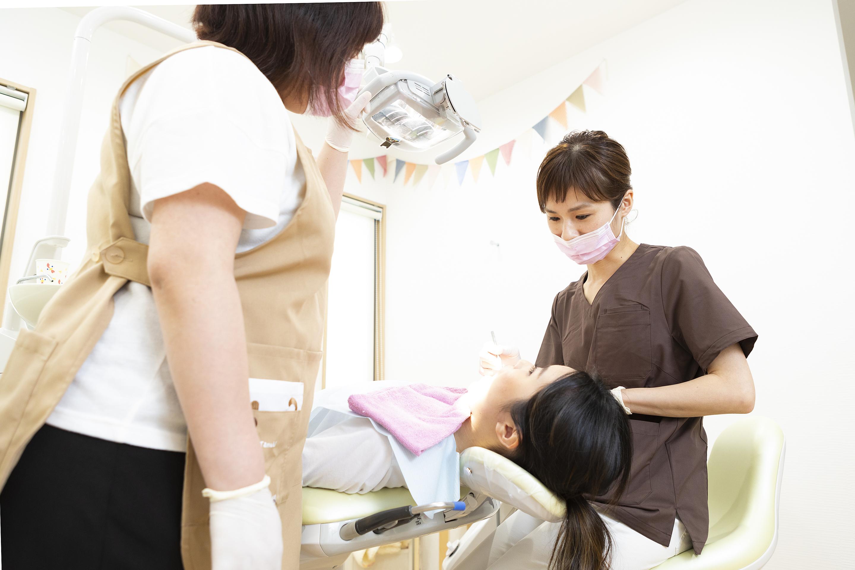 定期検診・家庭でのメンテナンス