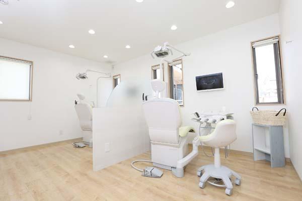 診療室(小児歯科)