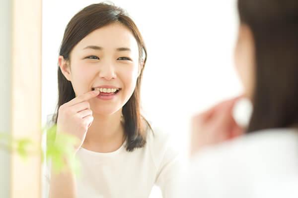 徹底した虫歯の予防管理